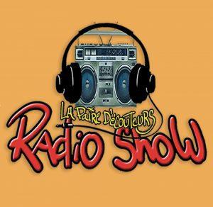 la paire decouteurs RADIO SHOW