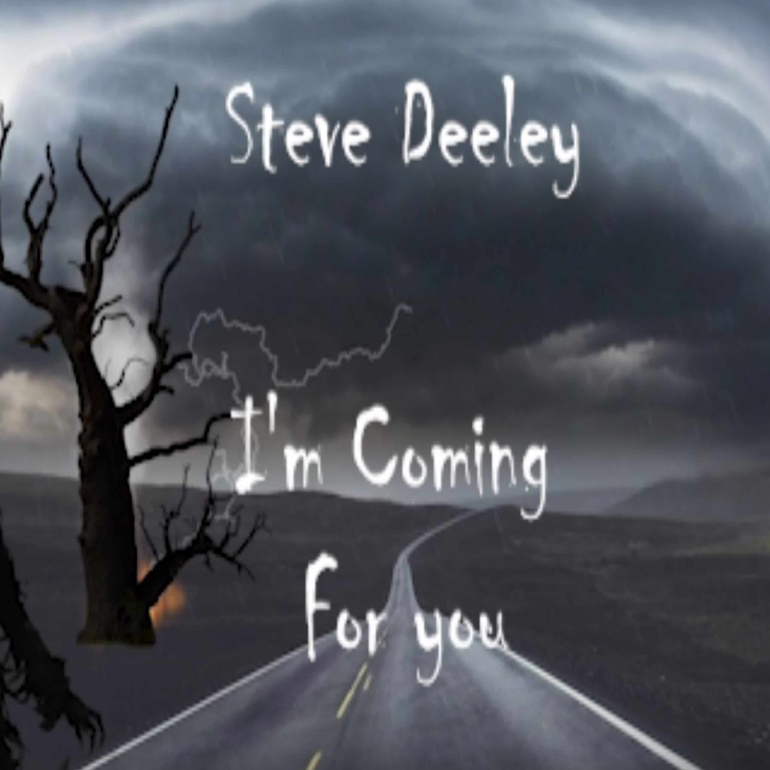 Steve Deeley Singer Songwriter Producer UK Syntpop EDM