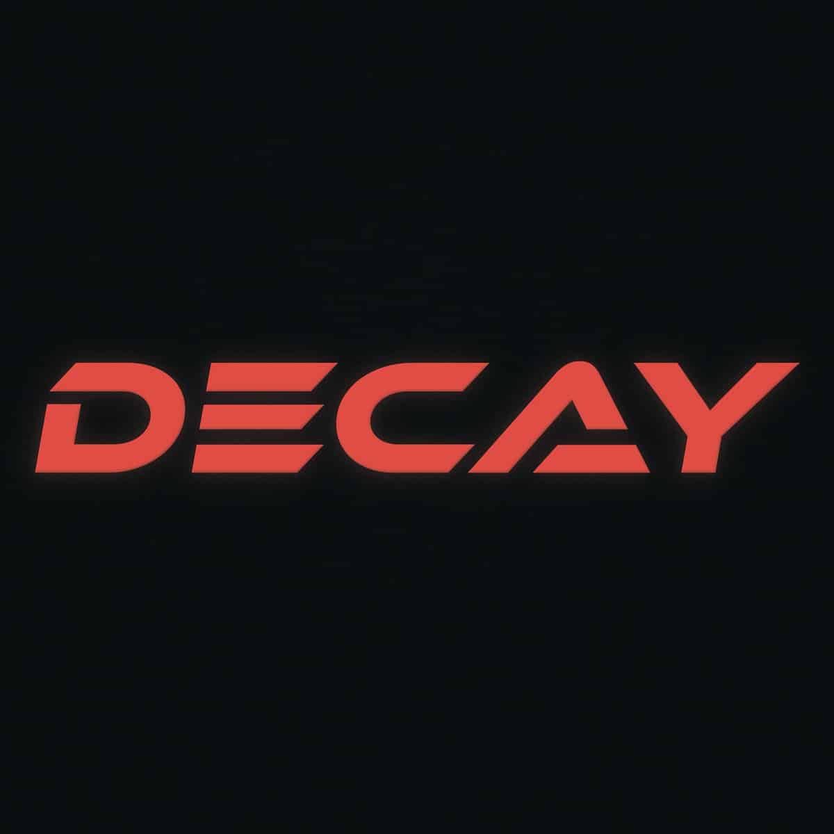 Decay Synthwave Darksynth French Artist - Artiste
