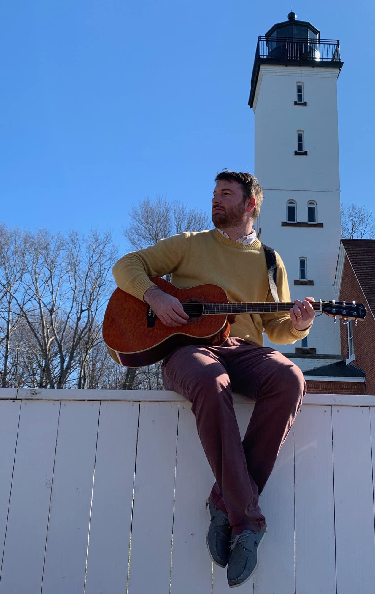 Andrew Slater singer songwriter folk