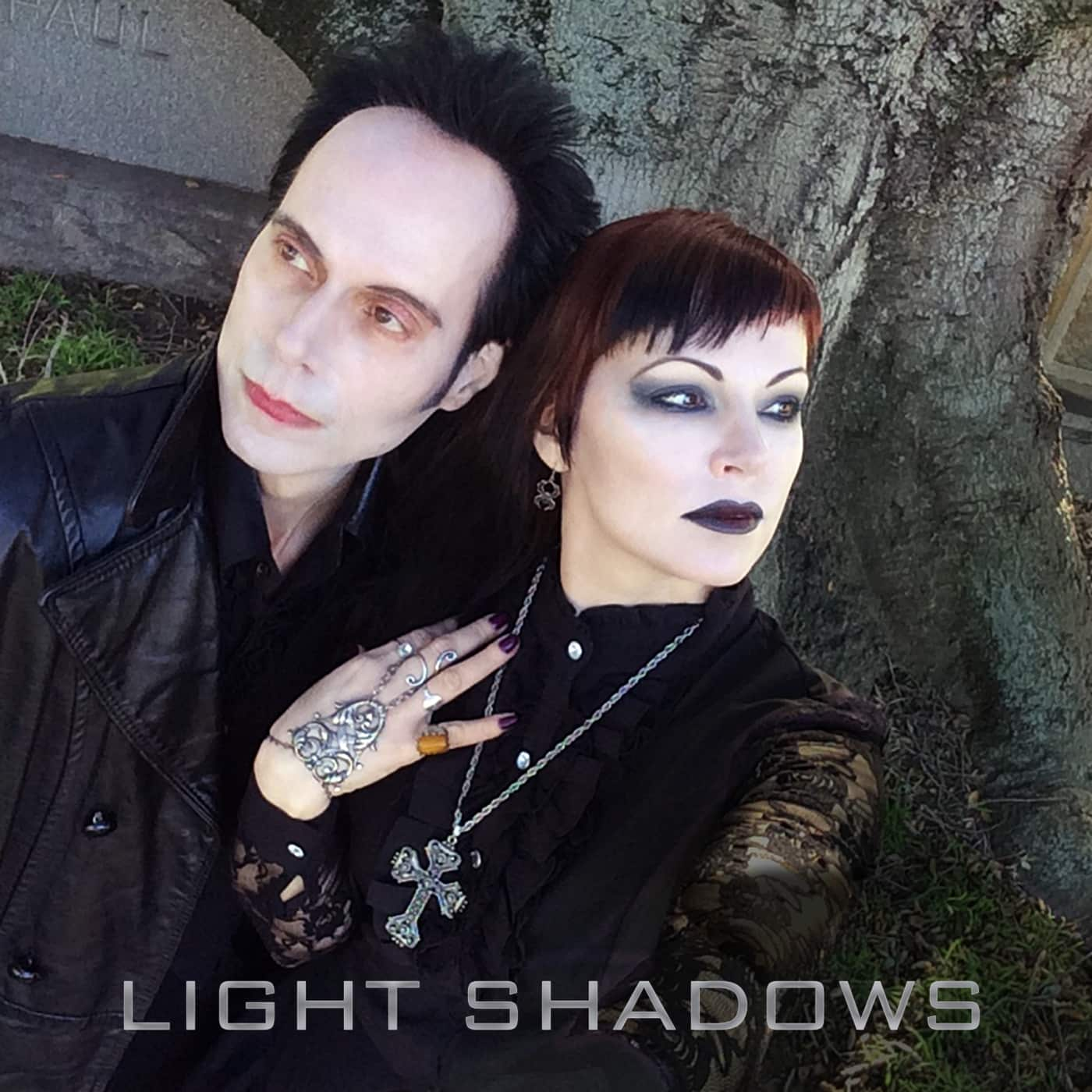 light shadows darkelectro duo