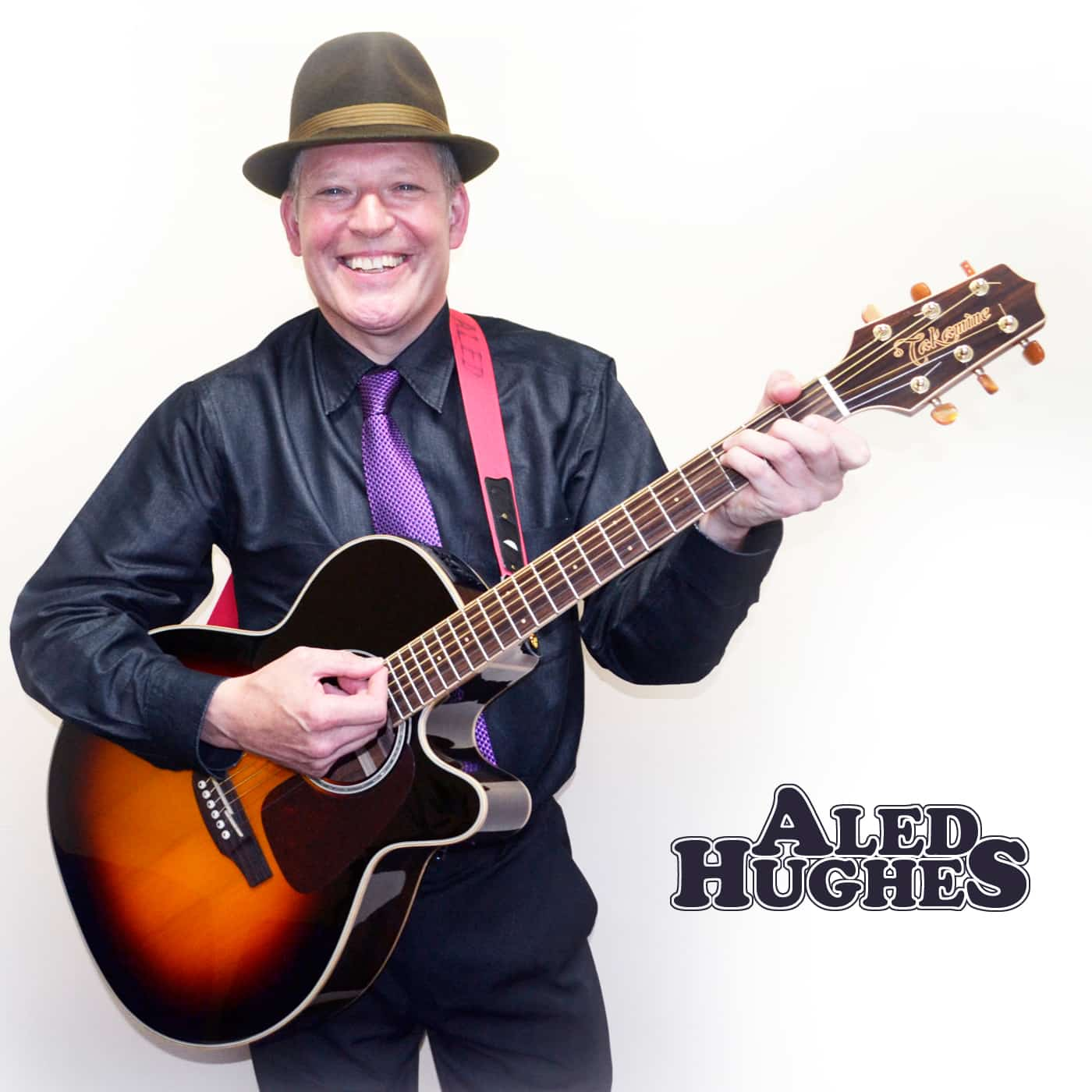 Aled Hughes Singer songwriter pop country folk