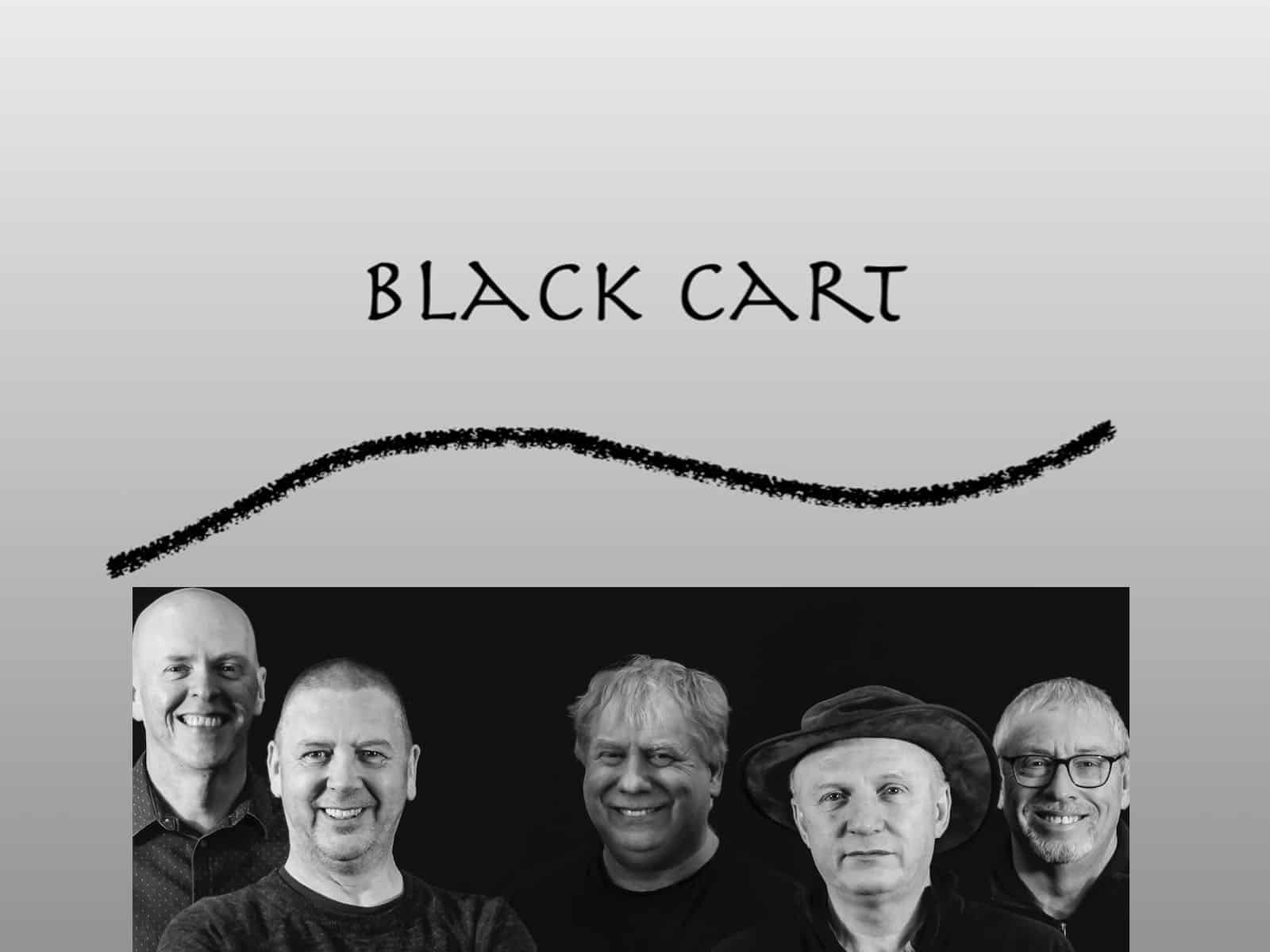 black cart rock unsigned uk