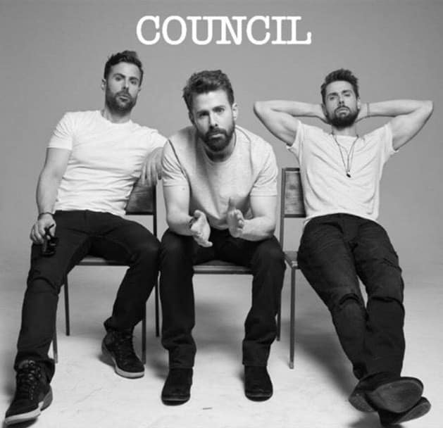 council indie pop rock new york