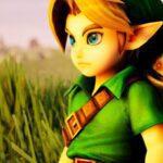 Zelda Ocarina of time – Unreal Engine 4 – Télécharger – Download
