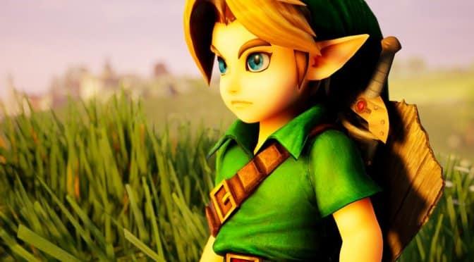 Zelda Ocarina of Time download telecharger unreal engine 4