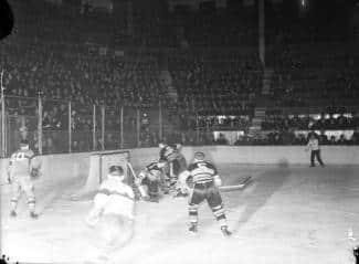 hockey old school