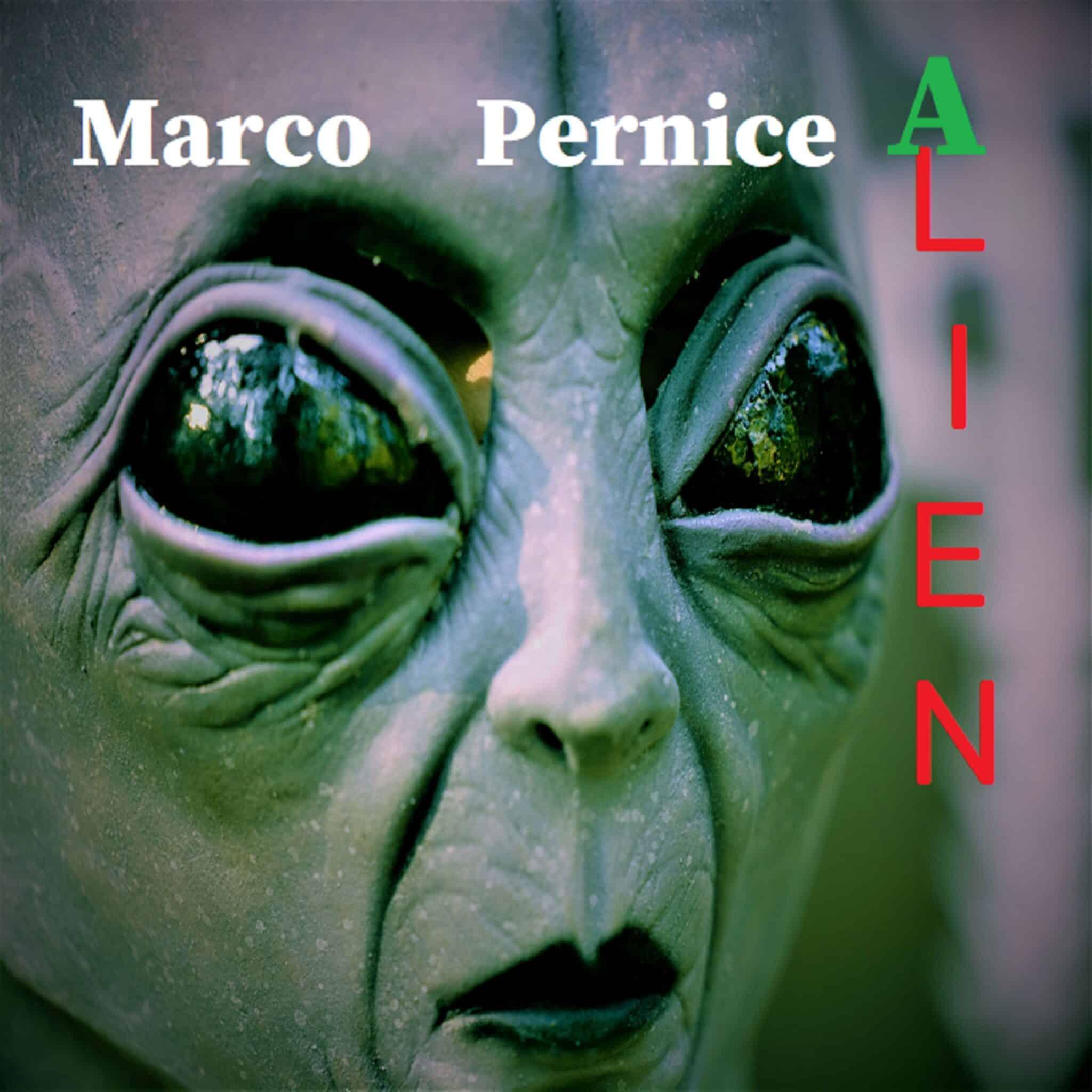 Alien Single Marco Pernice