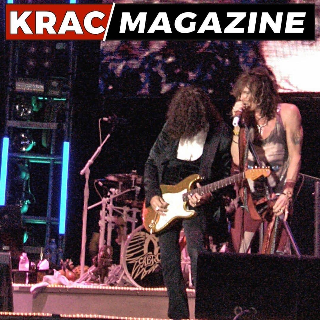 Aerosmith Solid As Rock