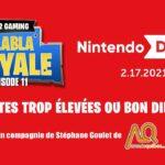 BlaBla Royale EP11 – Retour sur le Nintendo Direct du 17 février 2021