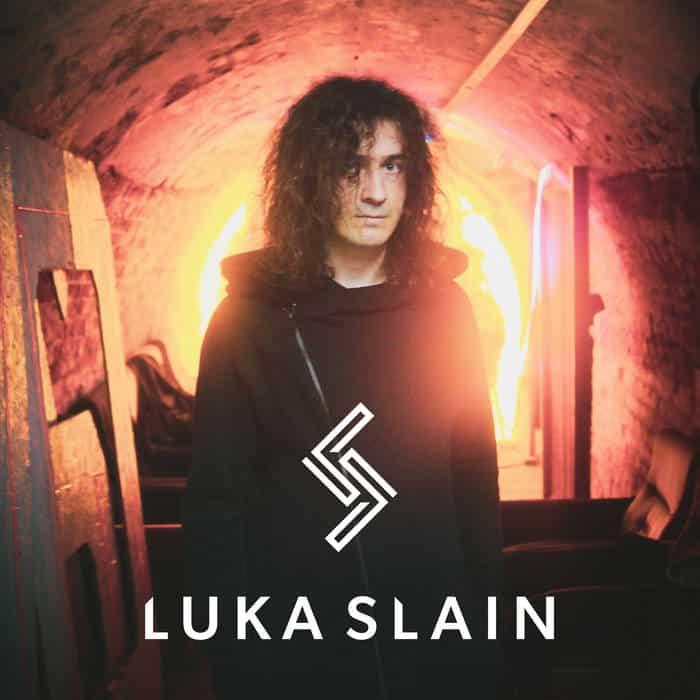 Luka Slain Electro Rock Sweden
