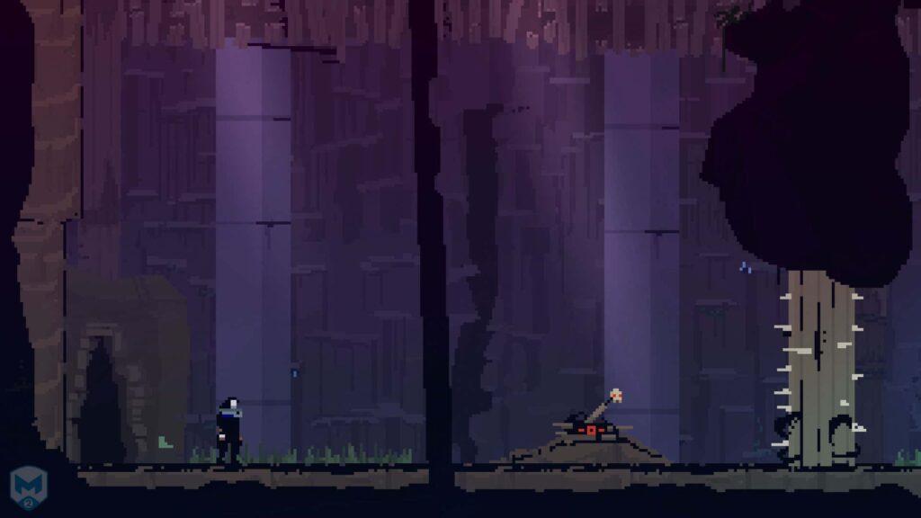 Test du jeu Olija (PS4, Xbox One, Switch, PC)