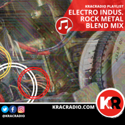 Playlist Electro Indus. Rock Metal Blend Mix Spotify